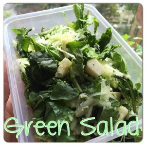 Superfood Green Salad